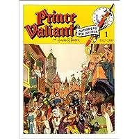 PRINCE VALIANT 1937-39 T1 LES PRINCES CHEVALIERS