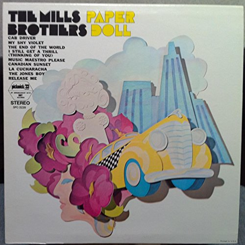 the mills brothers paper doll - 7