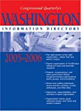 Washington Information Directory 2009-2010, , 156802973X