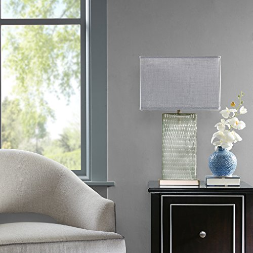 Madison Park Signature Honeycomb Table Lamp Grey See below (Madison Comb)