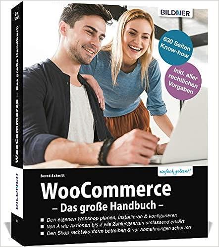 WooCommerce - Das große Handbuch - aktualisierte Auflage