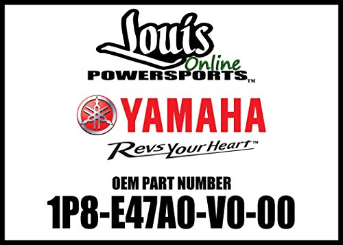 Yamaha 1P8-E47A0-V0-00  FMF GYTR TurbineCore 2 Exhaust Silencer for Yamaha (Yamaha Gytr Exhaust)