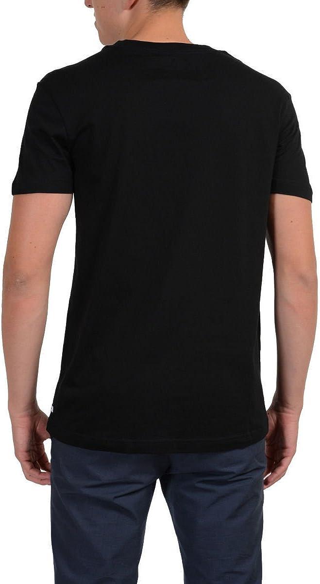 Dolce /& Gabbana D/&G Underwear Mens Black Basic T-Shirt US S IT 48
