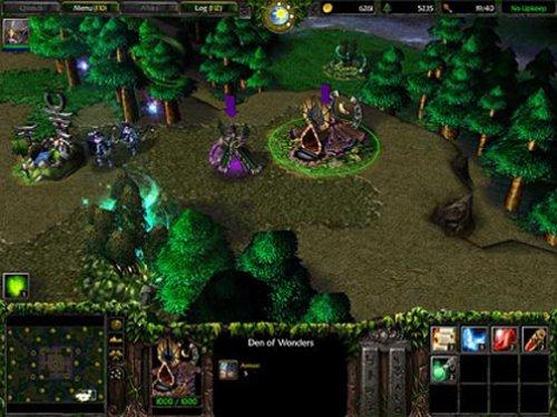 Cofre de batalla Warcraft III - PC /Mac