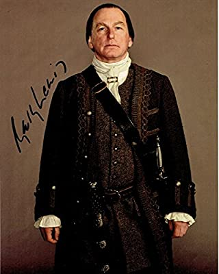 GARY LEWIS - Outlander AUTOGRAPH Signed 8x10 Photo