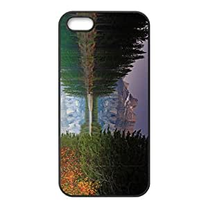 The Beautiful Lake Hight Quality Plastic Case for Iphone 5s