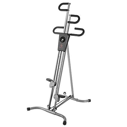 44befe6a432 Amazon.com   Vertical Climber Exercise Climbing Machine w 2 ...