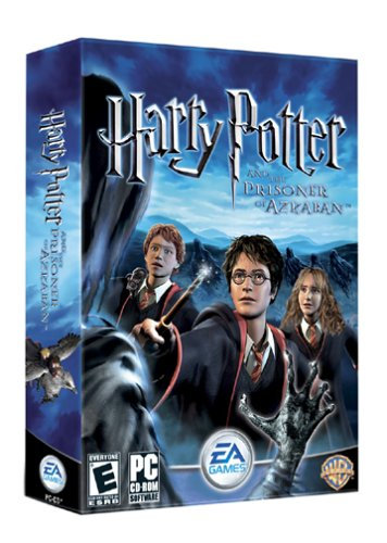 Harry Potter and the Prisoner of Azkaban - PC (Harry Potter And The Sorcerers Stone Rom)