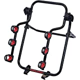 MALONE RUNWAY T3 SPARE-TIRE MOUNT 3-BIKE CARRIER Review