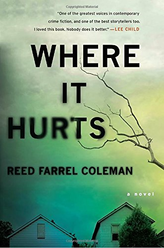 Where It Hurts book cover