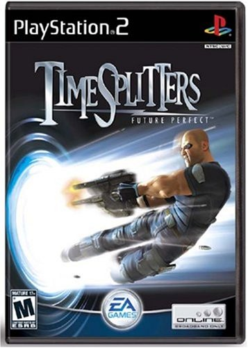 Time Splitters: Future Perfect - PlayStation 2