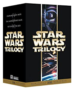 Star Wars Trilogy [VHS]
