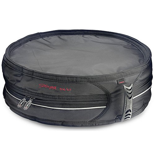 Stagg SSDB-14/4.5 14 x 4.5-Inches Professional Snare Drum Bag