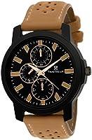 Timewear Analog Black dial Men's Watch
