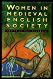 Women in Medieval Society, Zillah Dovey, 0750916400