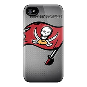Anti-Scratch Cell-phone Hard Cover For Iphone 6 (cEc5195KaPE) Allow Personal Design Trendy Tampa Bay Buccaneers Pictures