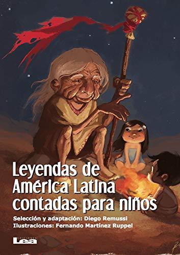 Libro : Leyendas de America Latina contadas para niños (...