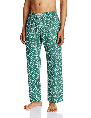 French Connection Men's Cotton Pyjama (TGDBY-SMOKE PINE-S)