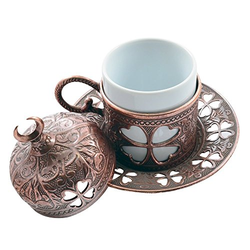 greek demitasse cups - 3
