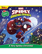 Spidey and His Amazing Friends A Very Spidey Christmas