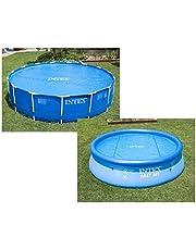 Intex Solarafdekzeil voor Easy Frame zwembad, isolerend