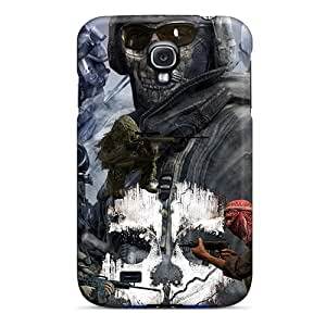 MarcClements Samsung Galaxy S4 Perfect Hard Phone Cover Support Personal Customs Lifelike Call Of Duty Ghosts Pictures [MDN983iBHM]