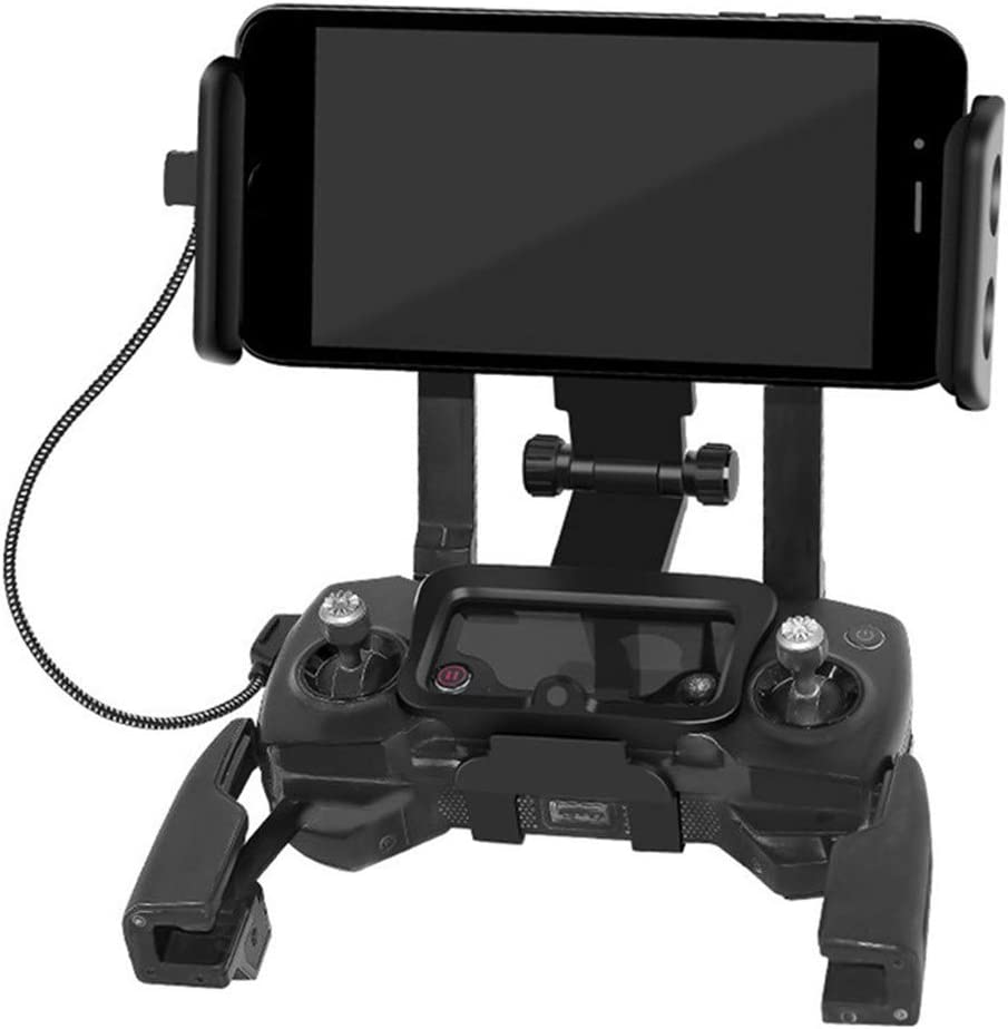 RC Drone Tablet Holder Adapter for DJI Mavic 2 Pro 4-10inch Tablets Pad /& Phone