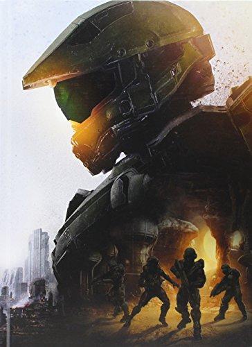 Price comparison product image Halo 5: Guardians Collectors Edition Guide