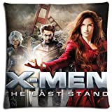 16x16inch 40x40cm cushion pillow covers cases Cotton Polyester pillowcases Collection X-Men The Last Stand