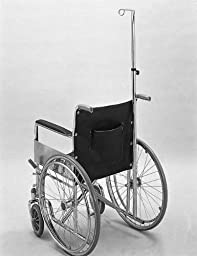 Invacare Wheelchair IV Pole
