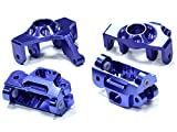 xr10 steering knuckle - Integy RC Model Hop-ups T5023BLUE Billet Machined Steering Knuckle & Caster Block Set for HPI 1/12 Savage XS Flux
