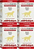 Nutramax Crananidin Chewable Tablets for Dogs 300ct (4 x 75ct)