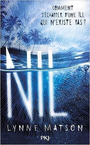 Nil (tome 1 ) de Lynne Matson 51PKI9gJc7L._SX309_BO1,204,203,200_