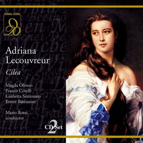 Adriana Lecouvreur by Opera D'oro