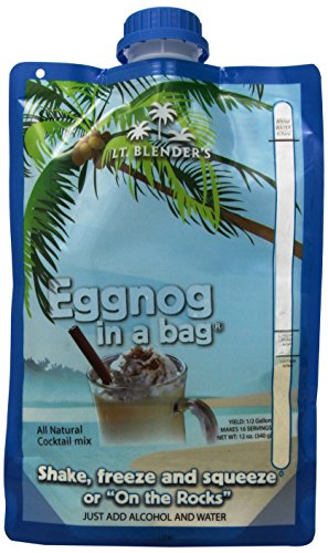 Lt. Blender's Eggnog in a Bag, 12-Ounce Pouches (Pack of ()