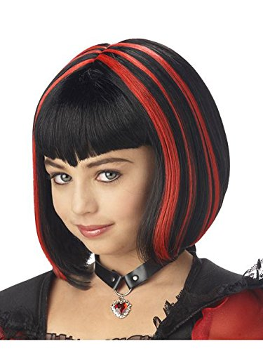- California Costumes Vampire Child Wig