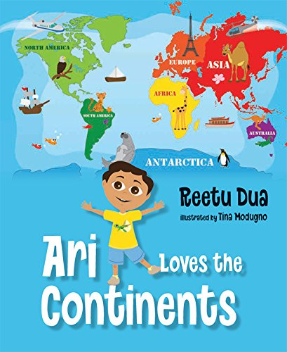 Read Online Ari Loves the Continents PDF