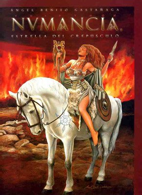 Numancia, estrella del crepusculo/ Numancia, Star of The Dusk (Art Neuf) (Spanish Edition) pdf epub