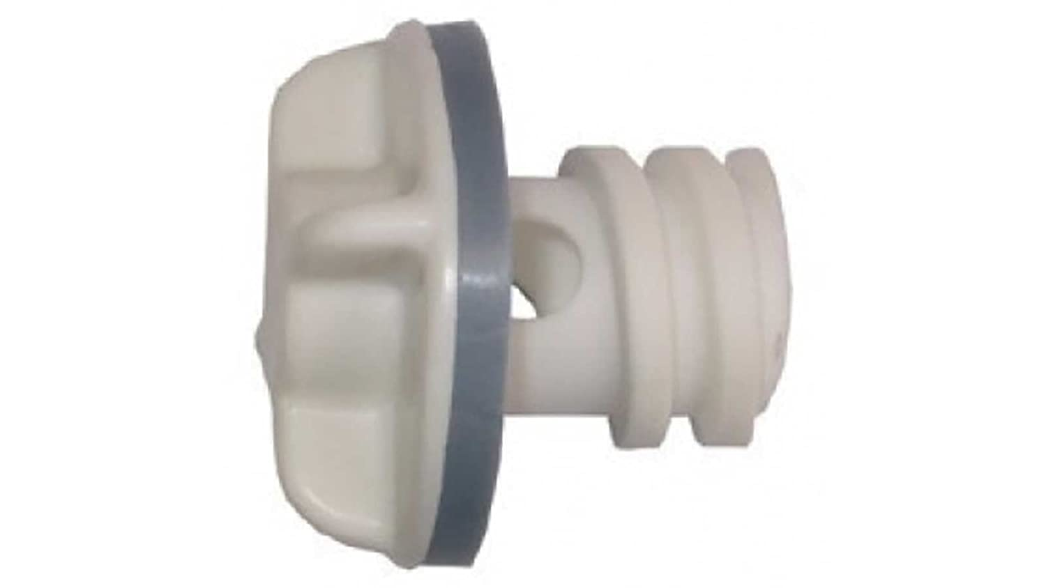 Engel Replacement Drain Plug - White