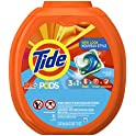 Tide PODS Ocean Laundry Detergent 81-load Tub