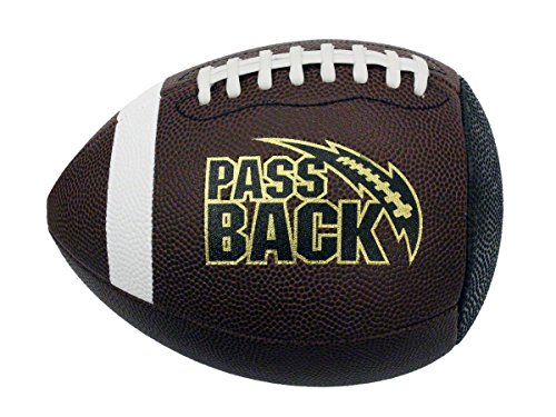 Passback Sports PB6C  Junior Composite Passback Football (Ages 9-13)