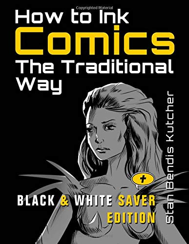 Download How to Ink Comics: The Traditional Way ebook