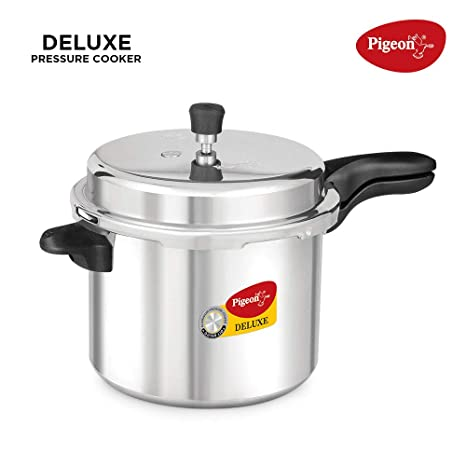 Amazon.com: Pigeon Deluxe Aluminio olla de presión, 7.5 ...