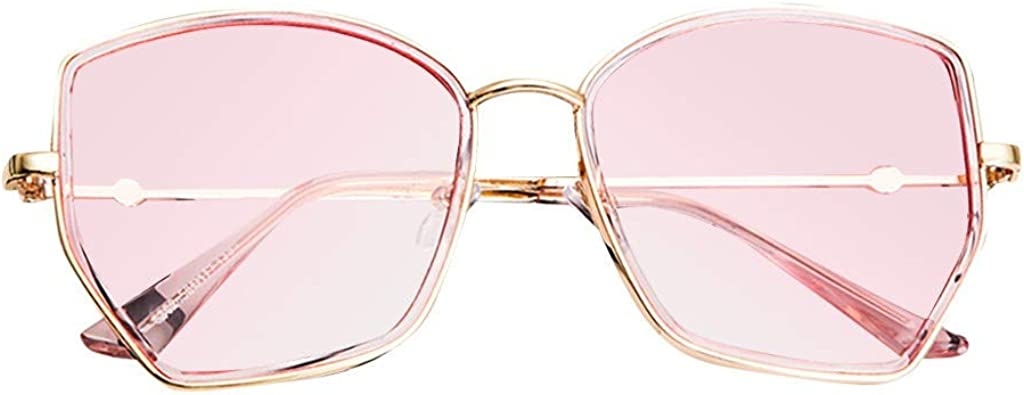 MERICAL Occhiali da sole unisex moda polarizzati Occhiali da sole irregolari retr/ò da donna classici