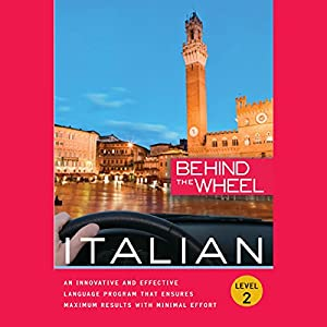 Behind the Wheel - Italian 2 Audiobook