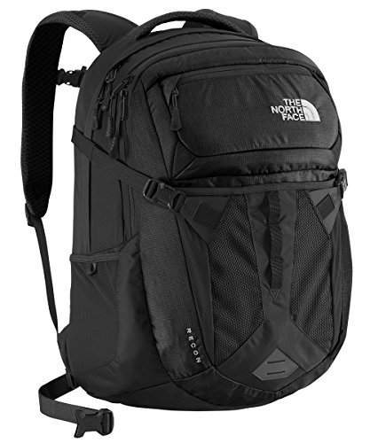 The North Face Recon Laptop Backpack - 15'' (TNF Black) by The North Face