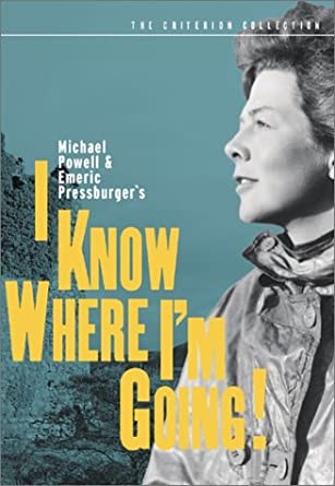 I Know Where I'm Going! Amazoncom I Know Where Im Going The Criterion Collection 1945