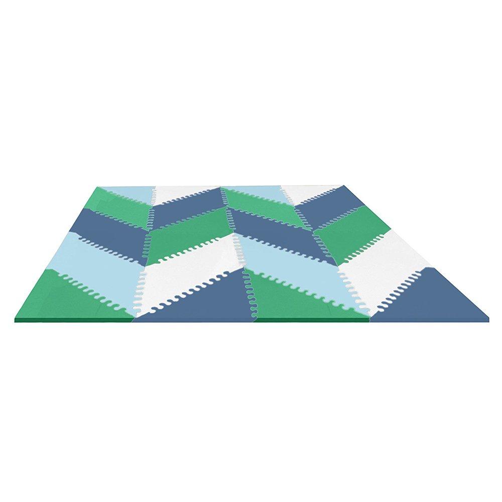 最新 SKIP HOP スキップホップ HOP プレイスポット Playspot ブルー SKIP/グリーン Blue/Green Playspot [242014] B077F6NMGT, 御宅家本舗 OTAKICK:a90709a1 --- irlandskayaliteratura.org