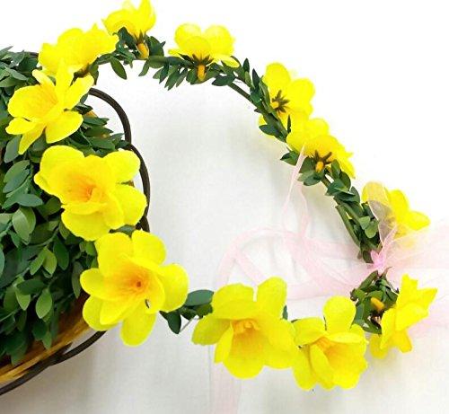 Della Sposa In Leng Copricapo Matrimonio Del Del Decorazione Ql Creativa Simulazione Tessuto Di Prugna Garland yellow Partito Ornamento HHvP8Bzcr