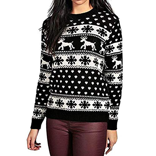 Christmas Sweater for Womens Missli Women's Fashion Christmas